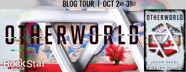 {Release Day Review+Giveaway} #Otherworld by @jasonsegel & @bankstirregular @DelacortePress