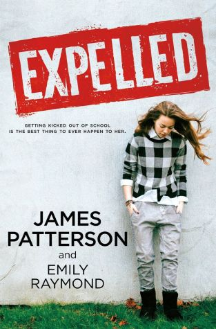 {Book Recs+Giveaway} Expelled by James Patterson and Emily Raymond @JIMMY_books