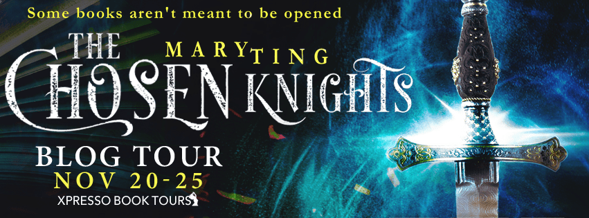{Review+Giveaway} The Chosen Knights by Mary Ting