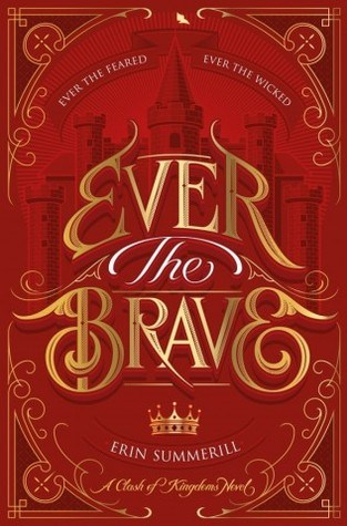 {Review} Ever the Brave by @ErinSummerill @HMHKids