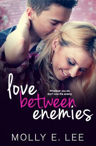 {Review} Love Between Enemies by @MollyELee @EntangledTeen