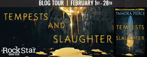 {Review+Giveaway} Tempests and Slaughter by Tamora Pierce
