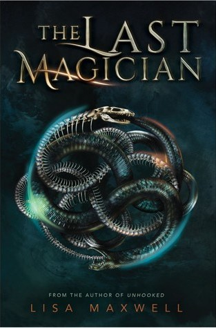 {Review} The Last Magician by Lisa Maxwell #devilsthief