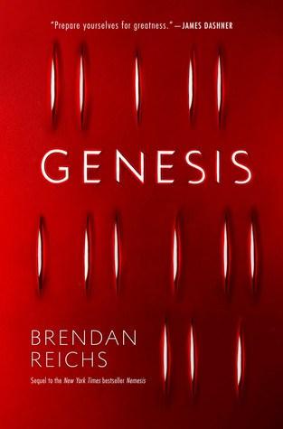 {Review+Giveaway} Genesis by @BrendanReichs #ProjectNemesis #GenesisBlogTour @PenguinTeen