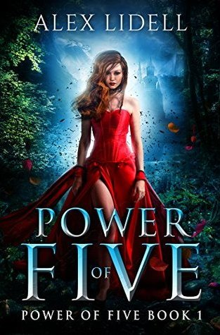 {Review+Giveaway} Power of Five by @AlexLidell