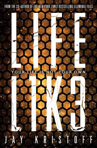 {Review+Giveaway} LIFEL1K3 by Jay Kristoff @misterkristoff @KnopfBFYR