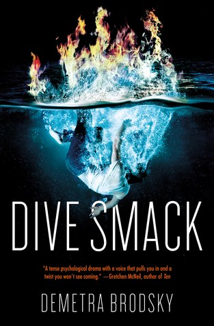 {Mini Review+Giveaway} DIVE SMACK by Demetra Brodsky