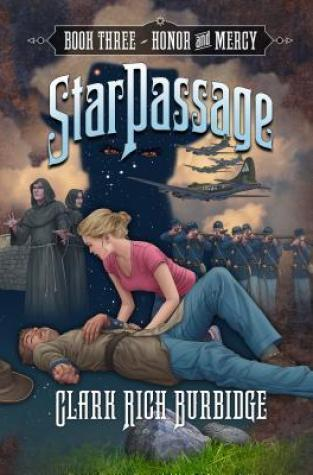 {Guest Post+Giveaway} #StarPassage Book 3: Honor & Mercy by @clarkrburbidge