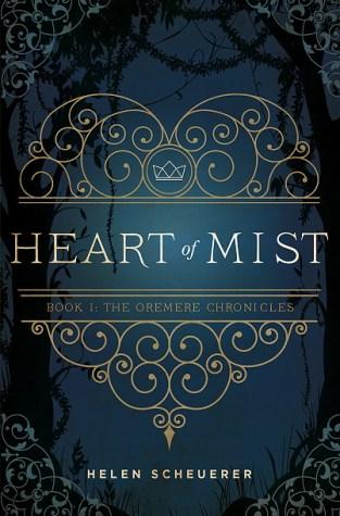 {Giveaway} Hearts of Mist by Helen Scheuerer
