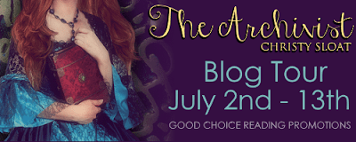 {Review+Giveaway} The Archivist by Christy Sloat