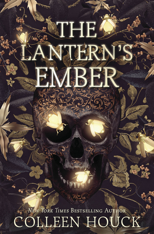 {Review+Giveaway} The Lantern's Ember by Colleen Houck