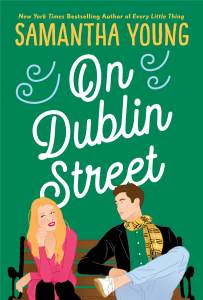 {Cover Redo+ Excerpt} ON DUBLIN STREET by Samantha Young!