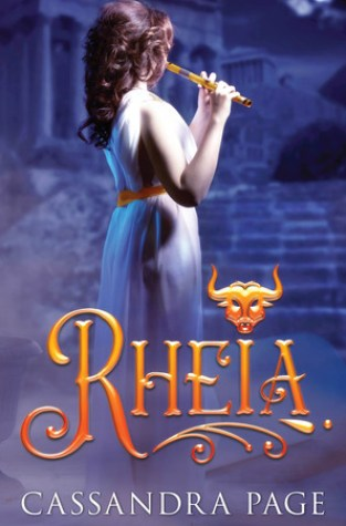 {Interview+Giveaway} Rheia by Cassandra Page