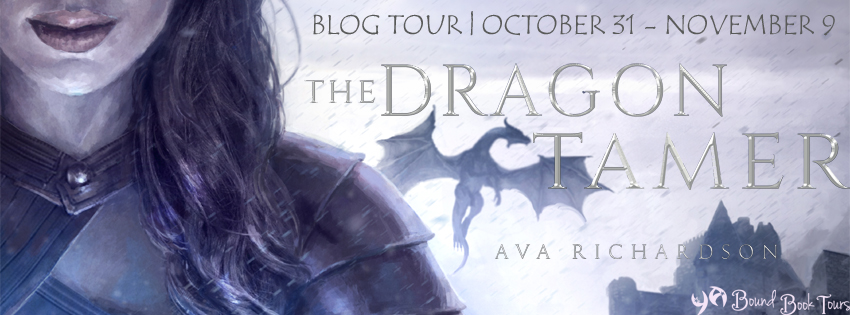 {Review+Excerpt} The Dragon Tamer by Ava Richardson