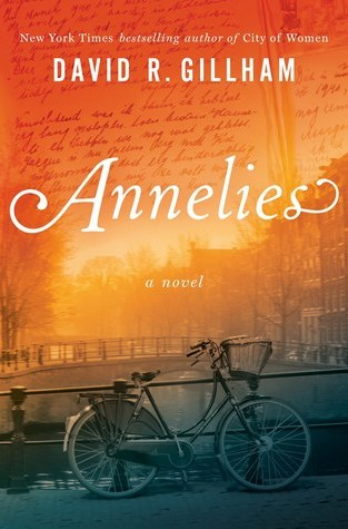 {Interview+Giveaway} Annelies by David R. Gillham