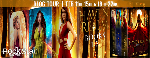 {Review+Giveaway} Haven Realm Boxset by Mila Young