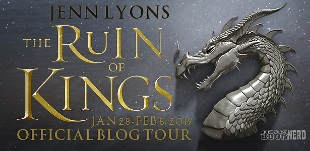 {Review+Giveaway} THE RUIN OF KINGS by Jenn Lyons