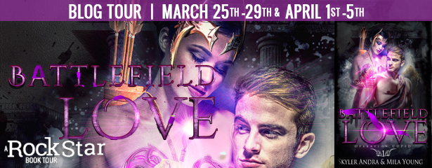 {Review+Giveaway} Battlefield Love by Skyler Andra & Mila Young