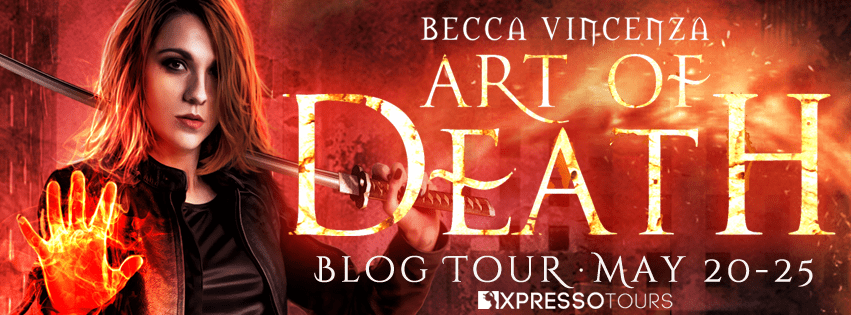 {Review+Giveaway} Art of Death by Becca Vincenza