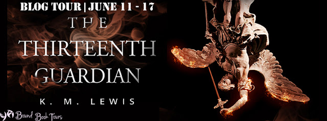 {Review+Giveaway} The Thirteenth Guardian by K.M. Lewis