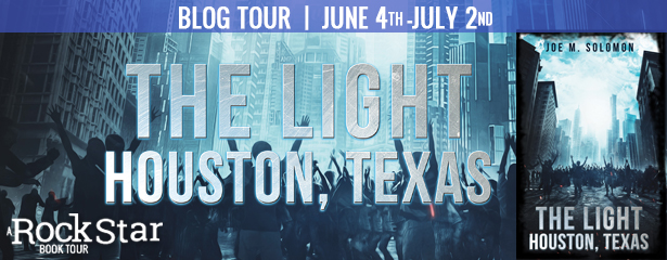 {Excerpt+Giveaway} THE LIGHT: HOUSTON TEXAS by Joe Solomon