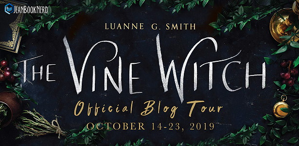 {Review+Giveaway} THE VINE WITCH by Luanne G. Smith @writersmith1