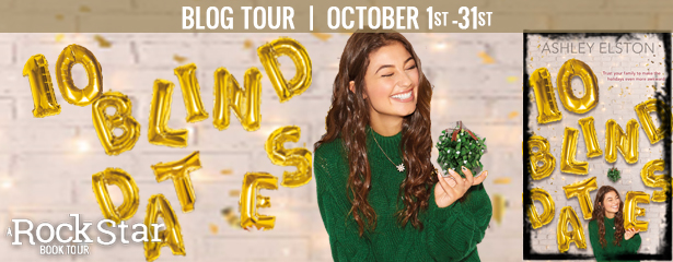 {Review+Giveaway} 10 Blind Dates by Ashley Elston