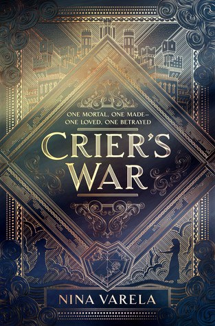 {Review} Crier's War by Nina Varela
