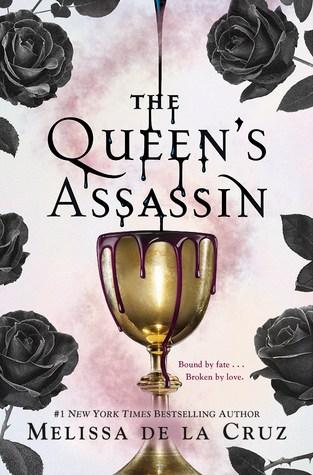 {Review+Giveaway} The Queen's Assassin by Melissa de la Cruz