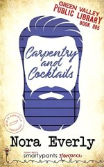 {Review} Carpentry and Cocktails by Nora Everly