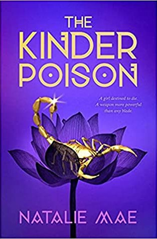{ARC Review+Giveaway} The Kinder Poison @ByNatalieMae @PenguinTeen