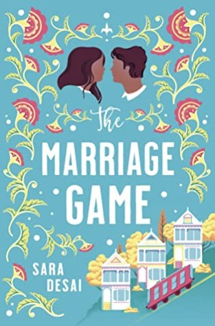 {Review+Giveaway} The Marriage Game by Sara Desai