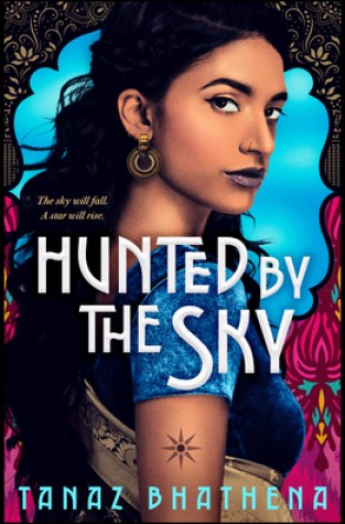 {Review+Giveaway} Hunted by the Sky by Tanaz Bhathena