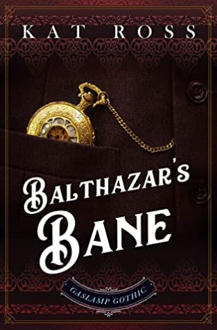 {Review+Giveaway} Balthazar's Bane by Kat Ross @katrossauthor