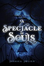 {Excerpt+Giveaway} A Spectacle of Souls by Jessica Julien @jjulienauthor @BleedingInkPubs @RockstarBkTours