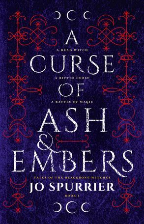 A Curse of Ash and Embers