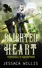 {Review} Blighted Heart by @JessacaWillis