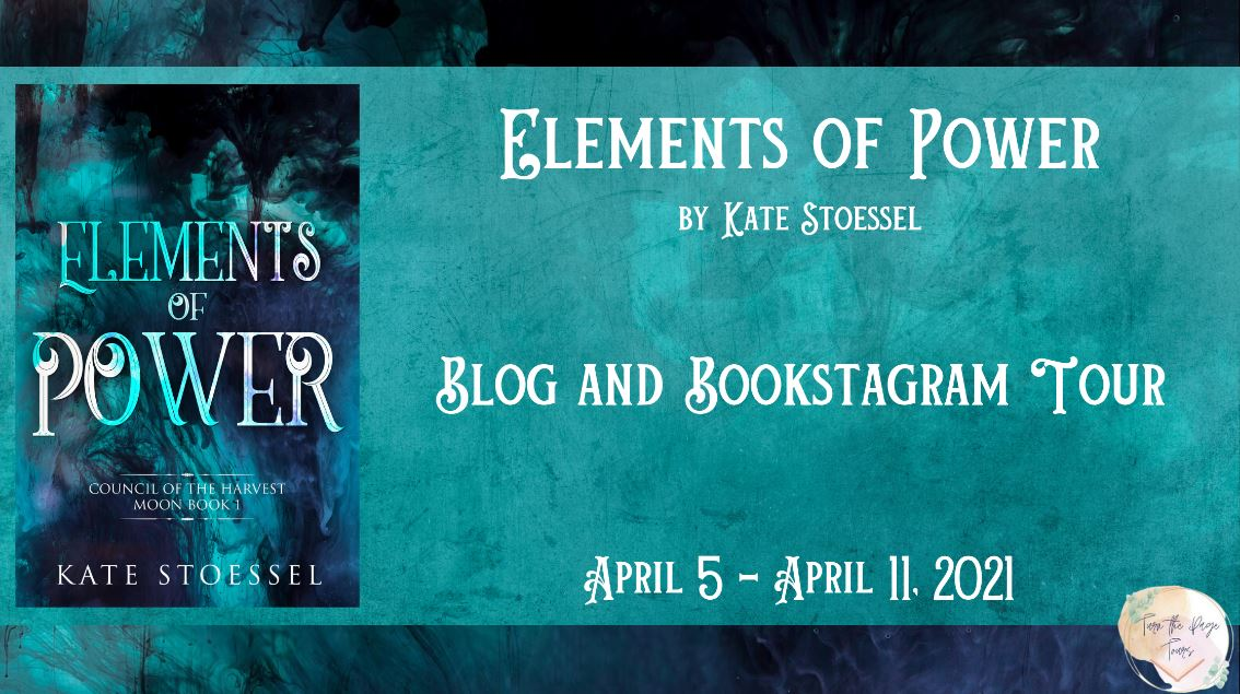 {Review+Giveaway} Elements of Power by Kate Stoessel