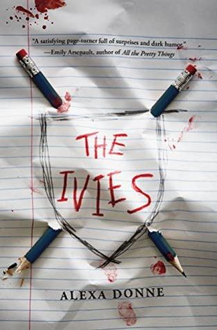 {Review+Giveaway} The Ivies by Alexa Donne