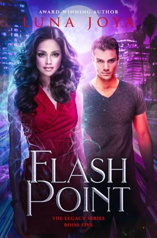 {Excerpt+Giveaway} Flash Point by Luna Joya