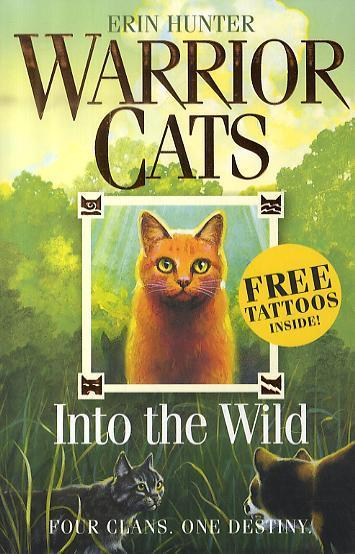 warrior cats into the wild erin hunter
