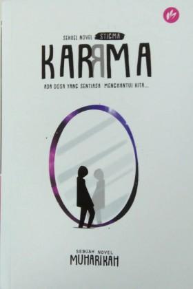 Karma (Sekuel dari Novel Stigma) Image
