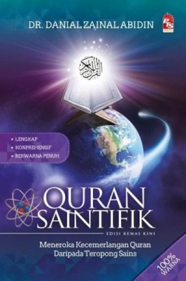 Quran Saintifik Edisi Kemas Kini Image