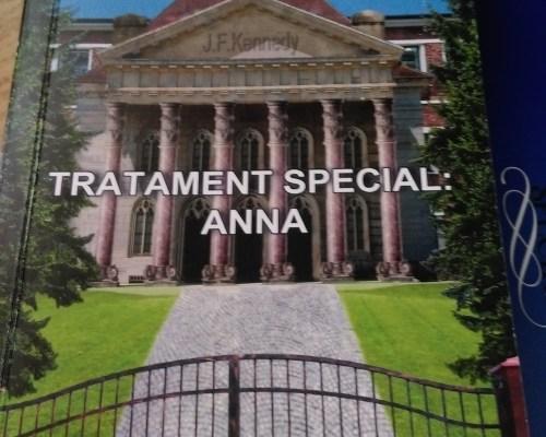 Tratament special: Anna, Davine M. Vesco&Lexi B. Newman