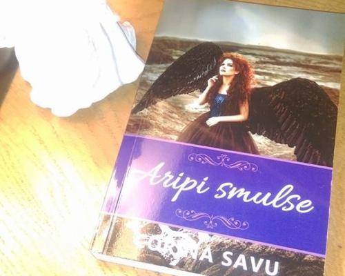 Nimic nu e ceea ce pare – Aripi smulse (vol.1), Corina Savu – Smart Publishing