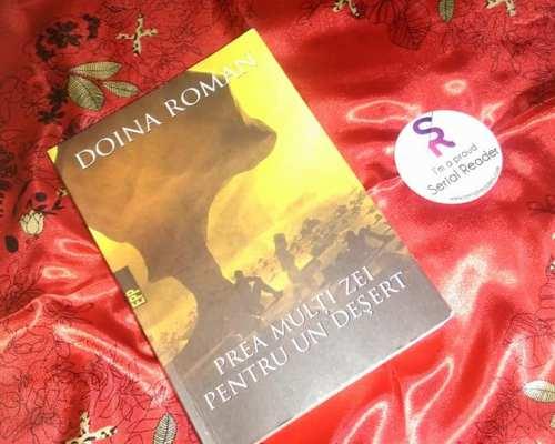 Prea mulți zei pentru un deșert, Doina Roman