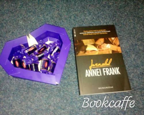 ❤Anna Frank și nevoia de a NU-i devora viața