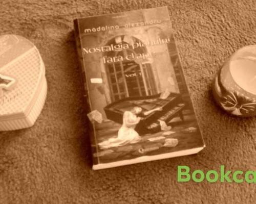 Nostalgia pianului fără clape, Mădălina Alexandru – Editura Quantum Publishers