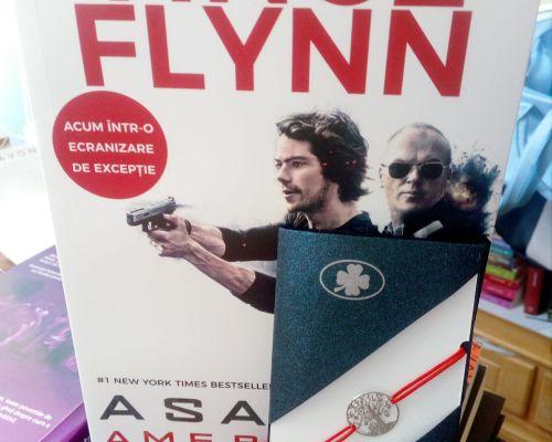 Asasin american, Vince Flynn -Recenzie