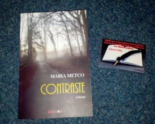 Contraste, Maria Metco – Recenzie